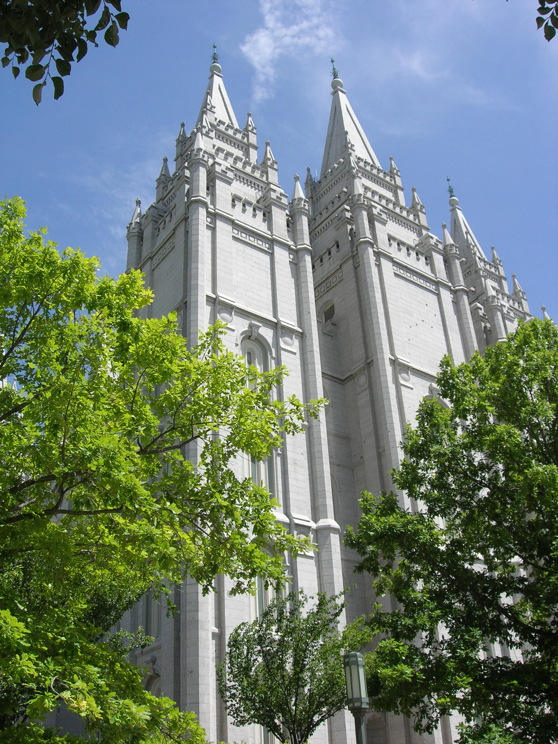 Pictures of the mormon temples